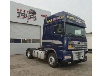 DAF XF 95 530, RETARDER, Steel/ Air ,Manual - тягач