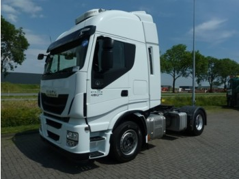 Iveco AS440S46 STRALIS HI-WAY,TIPPER/WALKIN - тягач