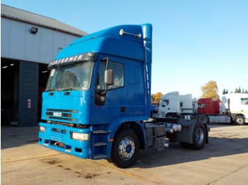 Iveco Eurotech 440 E 38 (MANUAL PUMP / ZF-GEARBOX) - тягач