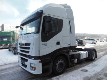 Iveco STRALIS AS440S46, EEV, 460 PS,LOWDECK  - тягач