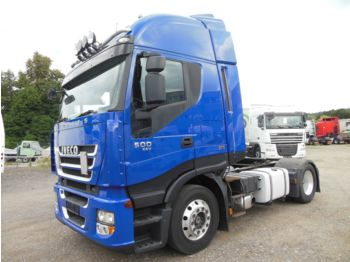 Iveco STRALIS AS 440S50 T/P, 500 PS, EEV  - тягач