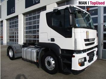 Iveco STRALIS AT440S36T/P mit Kipphydraulik - тягач