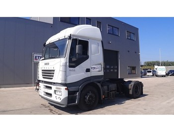 Тягач Iveco Stralis 400 (MANUAL GEARBOX / BOITE MANUELLE)