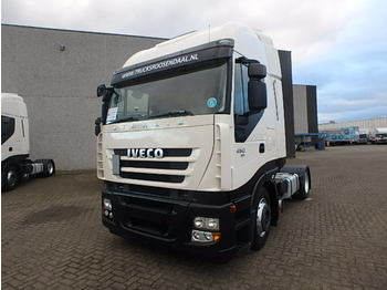 Тягач Iveco Stralis 450 + lowdeck + 3X IN STOCK