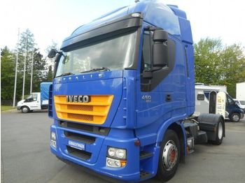 Тягач Iveco Stralis AS440S45 T/P Intarder Klima Luftfeder ZV