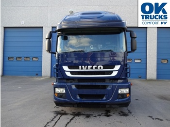 Iveco Stralis AT440S42TP (Euro5 Klima Navi Luftfed.) - тягач