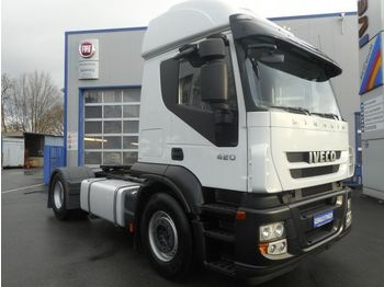 Iveco Stralis AT440S42T/P (Handschalter) Intarder ZV  - тягач