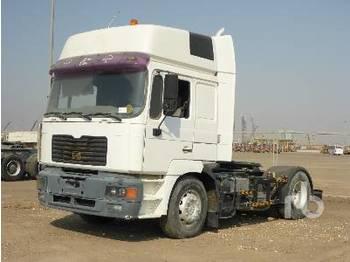 Купить седельный тягач MAN TGA 18 360 BLS / CRANE 15T/M 0HMF 2020 K4
