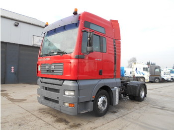 MAN TGA 18.360 (MANUAL GEARBOX) - тягач
