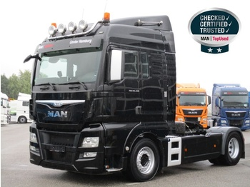 MAN TGX 18.400 4X2 BLS,Radst.3900mm - тягач