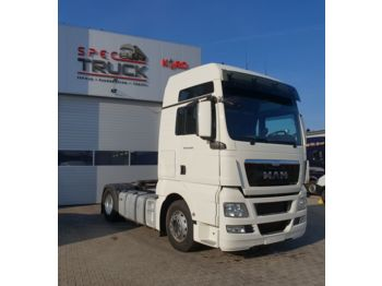 MAN TGX 18.400, XXL, Steel /Air, Automat, Very clean, Truck from Ger - тягач