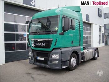 MAN TGX 18.440 BLS (679), double sleeper - тягач