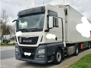 MAN TGX 18.440 XXL *2-Tanks *ACC *1.Hand *TOP  - тягач