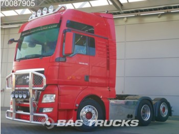 Тягач MAN TGX 26.540 XXL 6X2 Manual Liftachse Euro 5