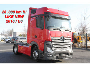 Тягач MERCEDES-BENZ TRACTOR-UNIT ACTROS 1833 E6 28 000 KM ! NEW! DEMO!