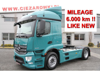 Тягач MERCEDES-BENZ TRACTOR UNIT ACTROS 1843 E6 6 000 KM! NEW!