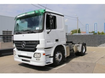 Тягач Mercedes-Benz ACTROS 1844 LS+VOITH+Big Axle+hydr.: фото 1