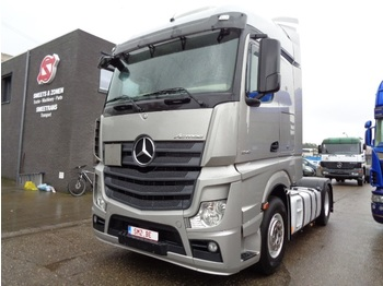 "Mercedes-Benz Actros 1845 Adr Streamspace Top 1a ""servicecontract"" - тягач"