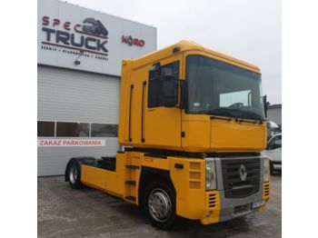 RENAULT Magnum 400, MACK, Manual, Steel /Air - тягач
