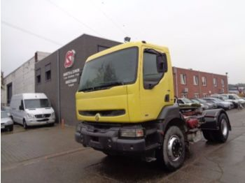 Renault  KERAX 385 manual pump  - тягач