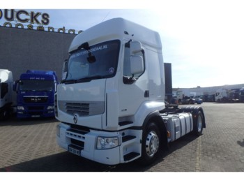Renault Premium 450 + Manual + ADR - тягач