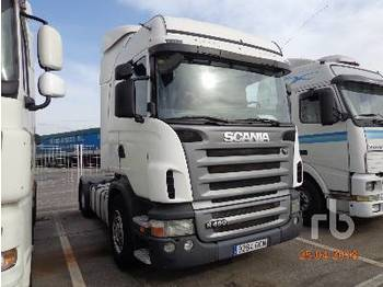 SCANIA R480 4x2 Sleeper - тягач