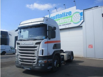 Тягач Scania G420 Intarder - PTO - Manual gearbox