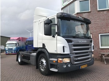 Scania P 320 HOLLAND TRUCK EURO5 4X2 TOPCONDITION LOW KM - тягач