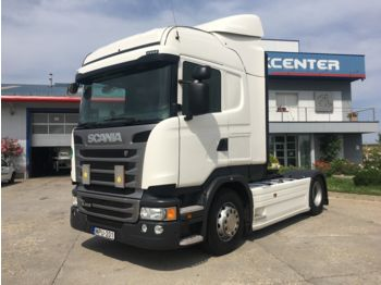 Scania R410   Euro6   Top condition!  - тягач