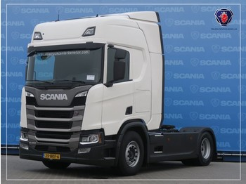 Scania R450 A4X2NB | 8T | FULL AIR | NEW GENERATION | DIFF | NAVIGATION - тягач