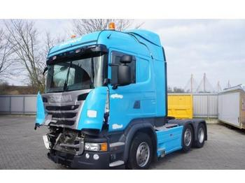 Scania R450 Highline Automatic Retarder 6x2/4 2016  - тягач