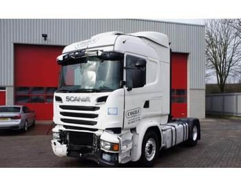 Scania R520 Highline Automatic Retarder Euro-6 2014  - тягач