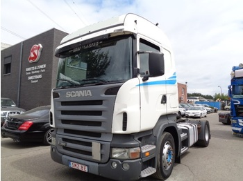 Scania R 380 highline RETARDER francais manual - тягач