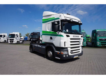 Тягач Scania R 420 LA 4X2 MNA MANUAL EURO 5 with AdBlue
