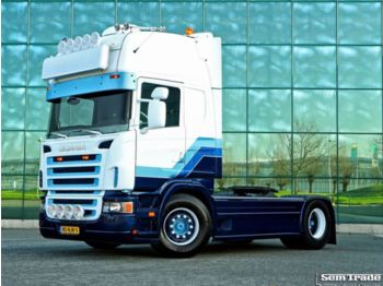 Тягач Scania SCANIA 144-460 V8 MANUAL GEARBOX - AIRCONDITIONING -RETARDER