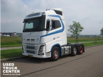 Volvo FH 16 550 6X2T GLOBETROTTER MANUAL - тягач