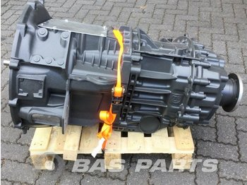 ZF DAF 12AS1620 TO DAF 12AS1620 TO Gearbox 2102289R - коробка передач