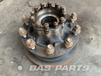 Ступица RENAULT Wheel hub Rear axle 435 mm Geventileerd 7485107753