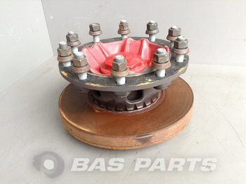 Ступица VOLVO Wheel hub Front Axle 435 mm Massief 21983587